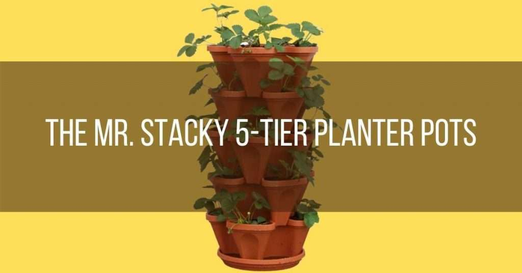 The Mr. Stacky 5-Tier Planter Pots Review